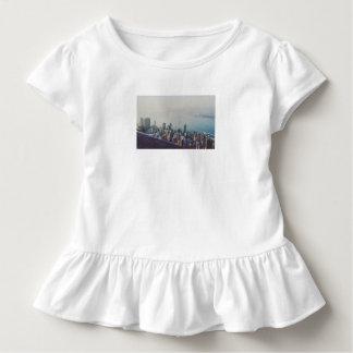Hong Kong From Above Toddler T-shirt