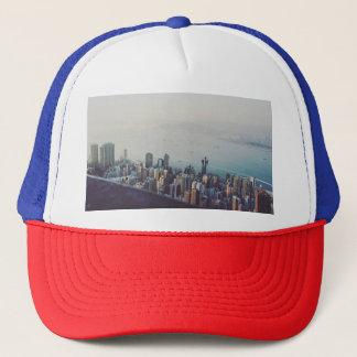 Hong Kong From Above Trucker Hat