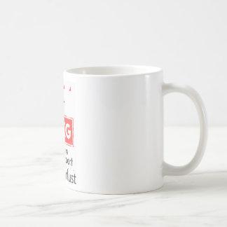 Hong Kong HKG airport code Coffee Mug