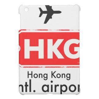 Hong Kong HKG airport code iPad Mini Cover