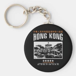 Hong Kong Keychain