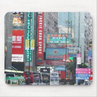 Hong Kong Kowloon Mouse Mat Mouse Pad
