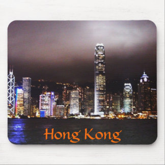 Hong Kong mousepad