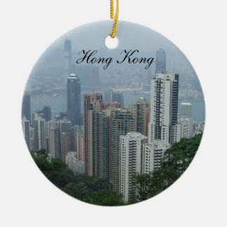 Hong Kong Ornament
