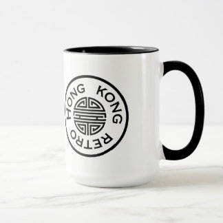 Hong Kong Retro: Logo Mug