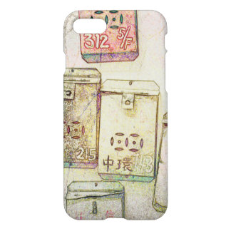Hong Kong Retro: Metal Mailboxes Phone Case
