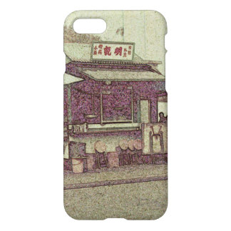Hong Kong Retro: Open-Air Food Stall Phone Case