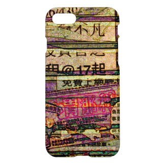 Hong Kong Retro: Post No Bills Phone Case