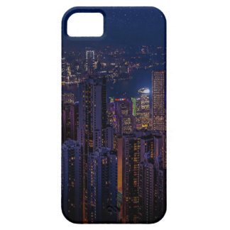 Hong Kong Skyline iPhone 5 Covers
