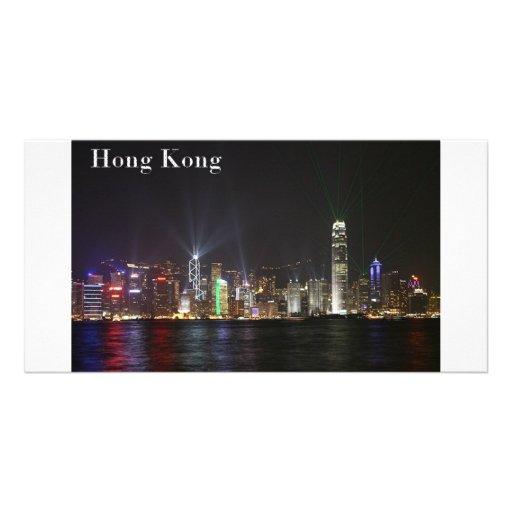 Hong Kong (St.K) Custom Photo Card