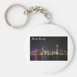 Hong Kong St K Key Chains