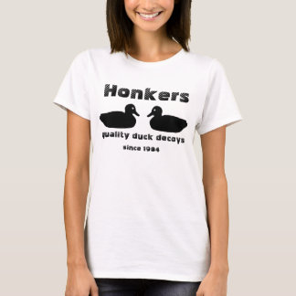 Honkers Decoys T-Shirt