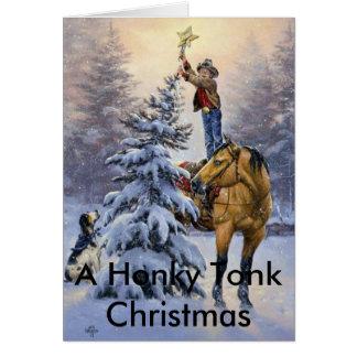 Honky Card