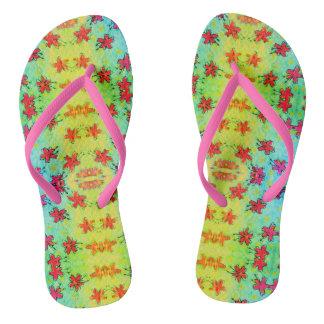Honolulu Babe Flip Flops