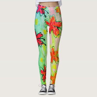 Honolulu Babe Leggings