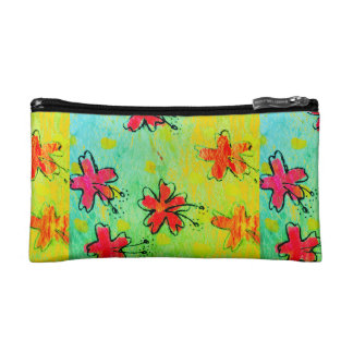 Honolulu Babe Makeup Bag