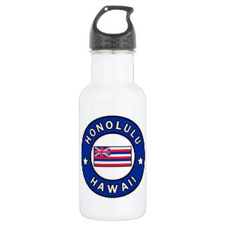 Honolulu Hawaii 532 Ml Water Bottle