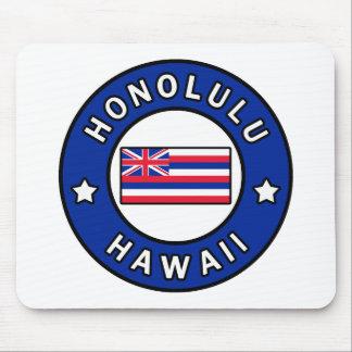 Honolulu Hawaii Mouse Pad