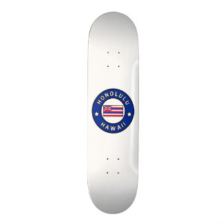 Honolulu Hawaii Skateboard