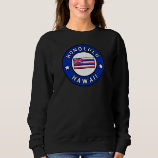 Honolulu Hawaii Sweatshirt