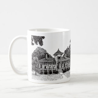 Honolulu House, Marshall Mich Coffee Mug