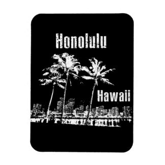 Honolulu Magnet