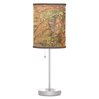 """Honolulu"" Table Lamp"