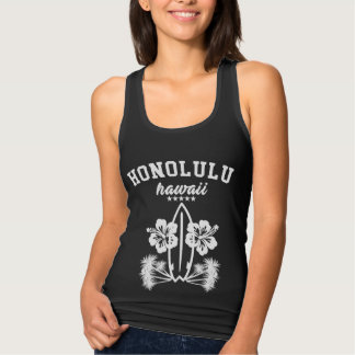Honolulu Tank Top