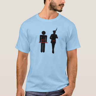 Honor Guard: Your Boyfriend - Me T-Shirt