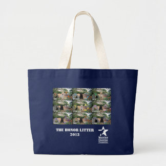 Honor Litter week 6 Tote Bag