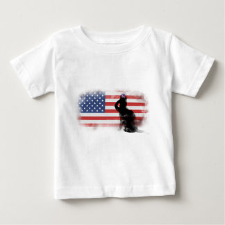 Honor Our Heroes On Memorial Day Baby T-Shirt
