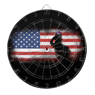 Honor Our Heroes On Memorial Day Dartboard