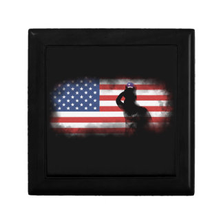 Honor Our Heroes On Memorial Day Gift Box