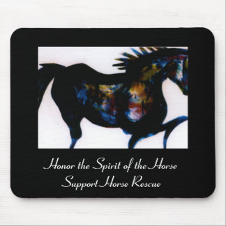 Honor the Spirit Mouse Pad