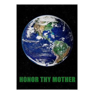 Honor Thy Mother Print
