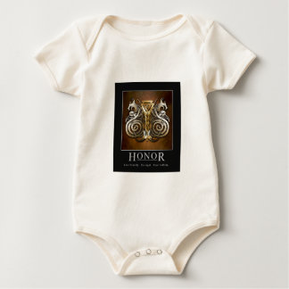 Honor T's Baby Bodysuit
