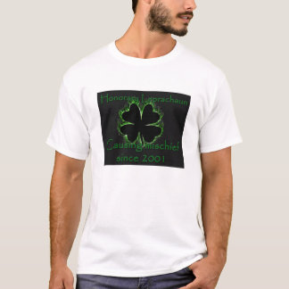 Honorary Leprechaun Tshirt