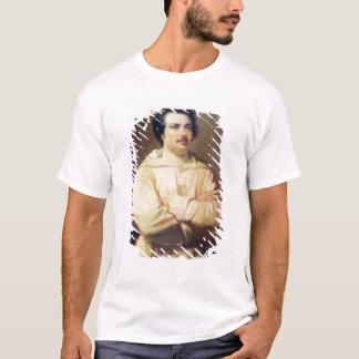 Honore de Balzac  in his Monk's Habit, 1829 T-Shirt