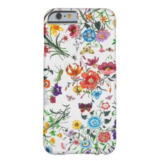 honorez le cas floral de l'iPhone 6 d'écharpe de c