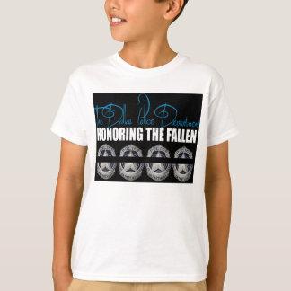 Honoring The Fallen Dallas Police Dept T-Shirt