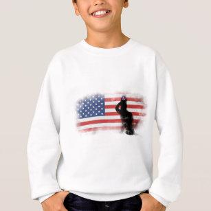 Honour Our Heroes On Memorial Day Sweatshirt
