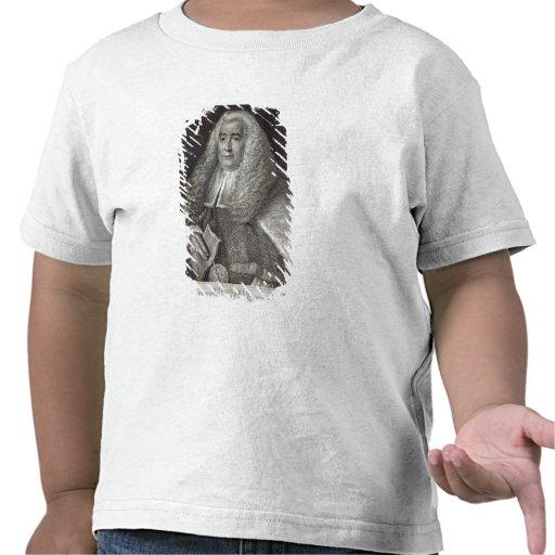 Honourable Mr Justice Blackstone T Shirts