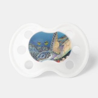 Honu (Green Sea Turtle) Pacifiers
