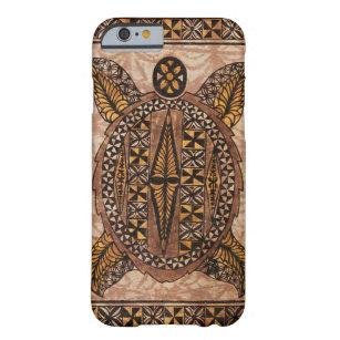 eafb00d6 Honu Primitive Hawaiian Tattoo Tapa Barely There iPhone 6 Case
