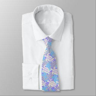 Honu Sea Turtle Hawaiian Aloha - Lavender Tie