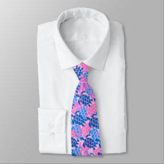 Honu Sea Turtle Hawaiian Aloha - Pink Tie