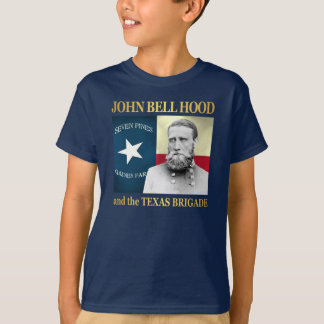 Hood and the Texas Brigade T-Shirt