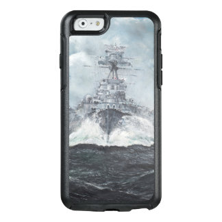 Hood heads for Bismarck 23rdMay 1941. 2014 OtterBox iPhone 6/6s Case