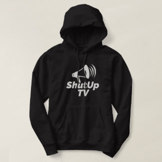 Hood Hoodie for men (ShutUpTV)