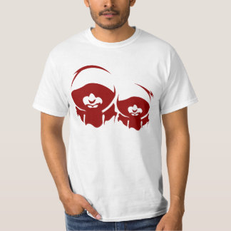 Hood Rats stencile Tshirts